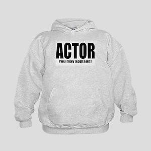 "ThMisc ""Actor"" Kids Hoodie"
