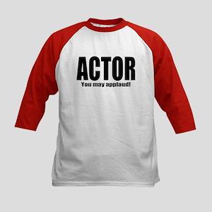 "ThMisc ""Actor"" Kids Baseball Jersey"