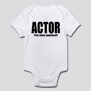 "ThMisc ""Actor"" Infant Bodysuit"