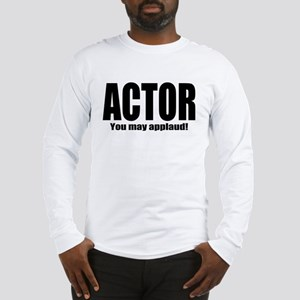 "ThMisc ""Actor"" Long Sleeve T-Shirt"