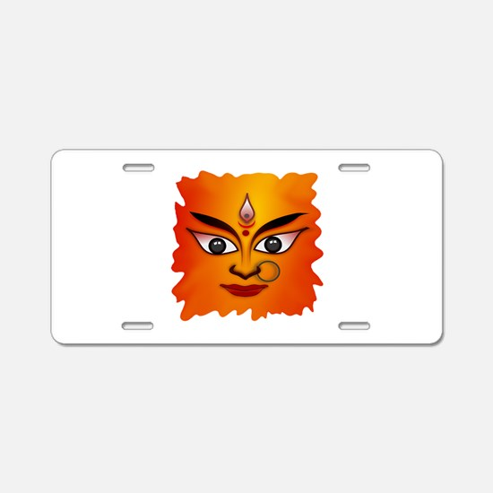 HARMONY Aluminum License Plate