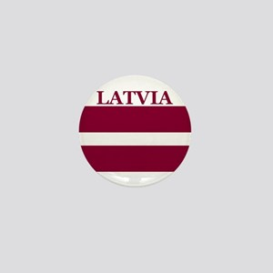 Latvia Products Mini Button