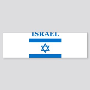 Israel Products Bumper Sticker