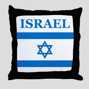 Israel Products Throw Pillow