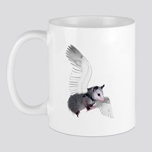 Angel Possum Mug