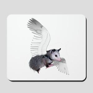 Angel Possum Mousepad