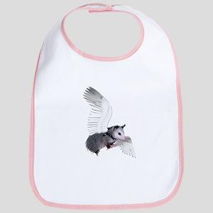 Angel Possum Bib