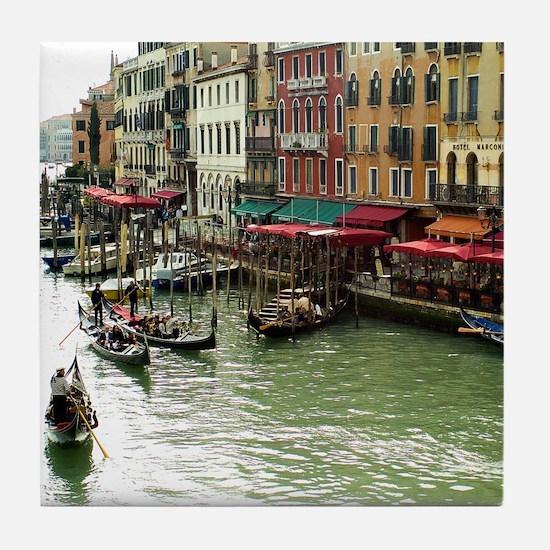 Grand Canal Tile Coaster