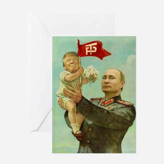 Funny Politics Greeting Card