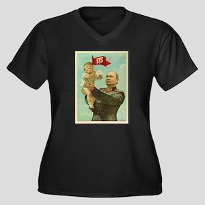 babytrump Plus Size T-Shirt