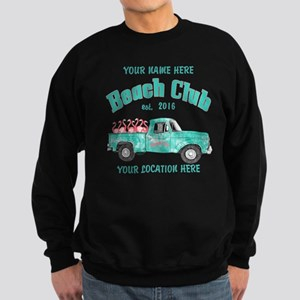 Flamingo Beach Club Sweatshirt