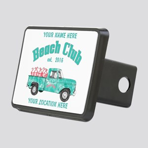 Flamingo Beach Club Hitch Cover