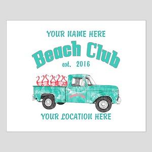 Flamingo Beach Club Posters
