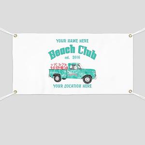 Flamingo Beach Club Banner