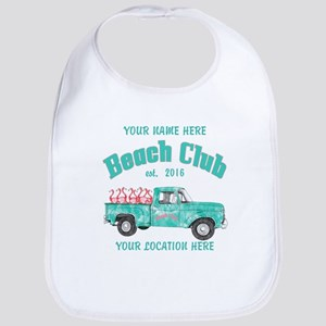 Flamingo Beach Club Bib