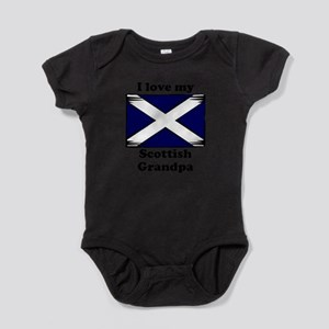 I Love My Scottish Grandpa Body Suit