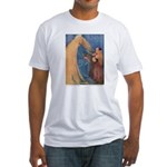Smith's Princess and the Goblin Fitted T-Shirt