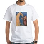 Smith's Princess and the Goblin White T-Shirt
