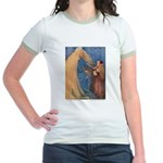 Smith's Princess and the Goblin Jr. Ringer T-Shirt