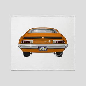 1970 Torino Throw Blanket