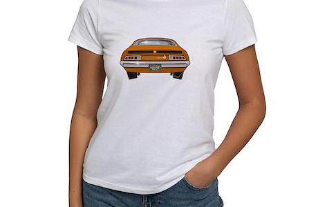 Torino Womens T Shirt