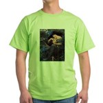 Smith's Back of the North Wind Green T-Shirt