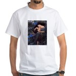 Smith's Back of the North Wind White T-Shirt
