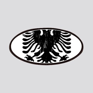 albania_eagle_distressed Patch