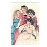 Smith's Little Women Postcards (Package of 8)