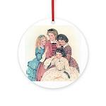 Smith's Little Women Ornament (Round)