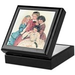 Smith's Little Women Keepsake Box