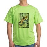 Smith's Way to Wonderland Green T-Shirt