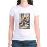 Smith's Way to Wonderland Jr. Ringer T-Shirt