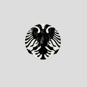 Albanian Eagle gift Items Mini Button
