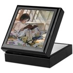 Smith's Child's Garden of Verses Keepsake Box