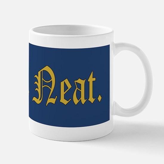 Scotch Neat Mug