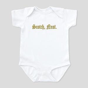 Scotch Neat Infant Bodysuit