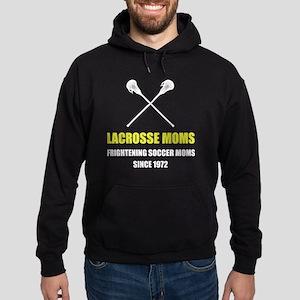Lacrosse Frightening Soccer Moms Hoodie (dark)