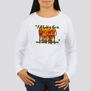 eat it Long Sleeve T-Shirt