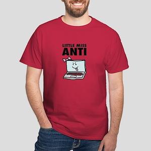 Little Miss Anti Dark T-Shirt