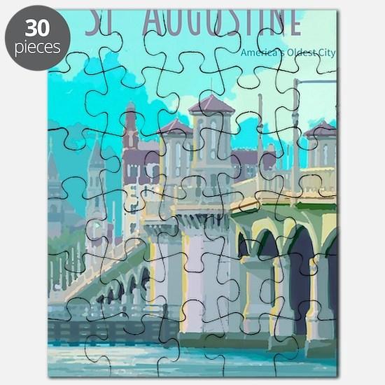 Unique Saint Puzzle