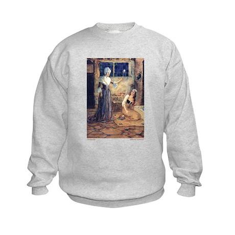 Sowerby's Cinderella Kids Sweatshirt