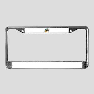 PARROT License Plate Frame