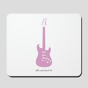 Anti Pink Guitar Mousepad