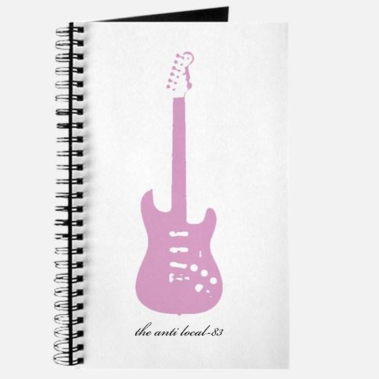 Anti Pink Guitar Journal