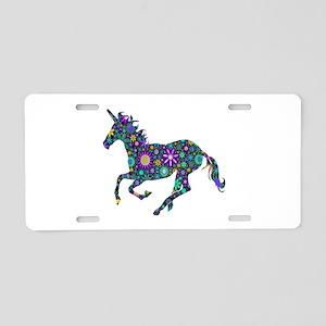 MAGIC Aluminum License Plate