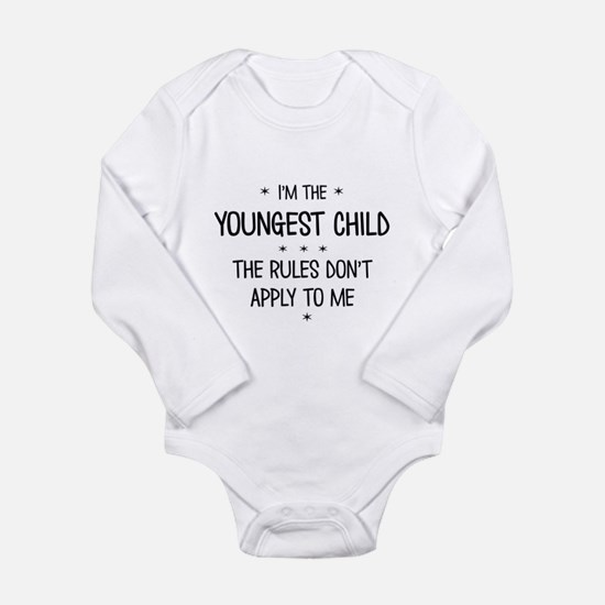 YOUNGEST CHILD 3 Body Suit