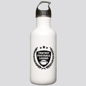 FANTASY FOOTBALL LEGEND Water Bottle