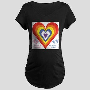 Rainbow Babies Maternity T-Shirt
