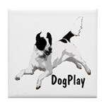 DogPlay Tile Coaster